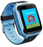 Детские умные часы Smart Baby Watch Q65/G900A/Q528/Q529/Q150/iQ600/T7 синие photo 1