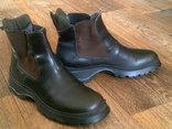 Prada (Италия)- фирменные ботинки разм.37