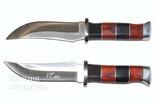 Нож для охоты и туризма Волк В0011 photo 3