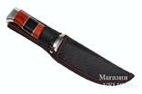 Нож для охоты и туризма Волк В0011 photo 4
