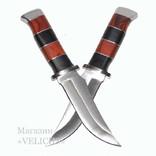 Нож для охоты и туризма Волк В0011 photo 12