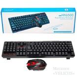 Комплект UKC HK6500 беспроводные клавиатура и мышь photo 1