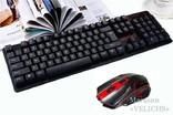 Комплект UKC HK6500 беспроводные клавиатура и мышь photo 12