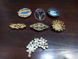 Колекція брошок. photo 2