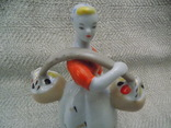 Дівчина з коромислом в чудовому стані, фото №2