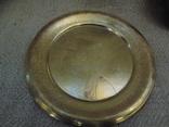 Вінтажні настінні латунні тарілки з Єгипту ручної роботи, фото №3
