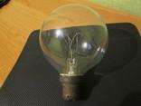 Лампочка электрическая ссср., фото №2