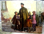 """Худож. Хан """"До дитячого притулку з Дзержинським"""" photo 2"""