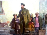 """Худож. Хан """"До дитячого притулку з Дзержинським"""" photo 4"""