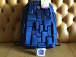 Рюкзак Sky bird с выводом для наушников, подарок-вакуумные наушники