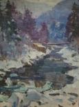Ріка у горах