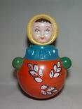 Кукла - неваляшка. СССР., фото №2