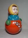Кукла - неваляшка. СССР., фото №6