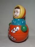 Кукла - неваляшка. СССР., фото №7