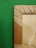 Обнаженная. НЮ. Принт картины на холсте в эффектной раме. 45х30 см. photo 4
