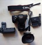 Фотоаппарат Саnon EOS 600 D + аксессуары. photo 2