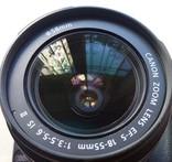 Фотоаппарат Саnon EOS 600 D + аксессуары. photo 5