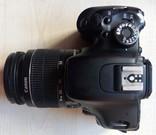 Фотоаппарат Саnon EOS 600 D + аксессуары. photo 12