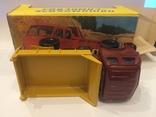 Маз 503 цвет коробка толстый картон как фанера арт. photo 4