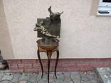 Скульптура Вітепський Сонет, авт. Люклян Б. Й.