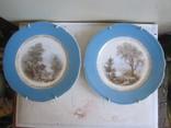 2 тарелки М. С. Казнецов ( одним лотом ), фото №2