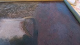 "Картина маслом на холсте 60-х годов ""Натюрморт"" 64*52 photo 4"