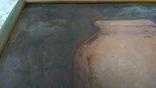 "Картина маслом на холсте 60-х годов ""Натюрморт"" 64*52 photo 5"
