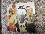 Виниловые пластинкаABBA - WATERLOO 1974 EPIC/CBS REC. MADE IN ENGLAND