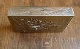 """Большой спичечный коробок в металлическом футляре """"Парусный корабль"""" photo 7"""
