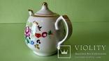 Чайник и блюдца советских времён, фото №3