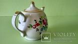 Чайник и блюдца советских времён, фото №4