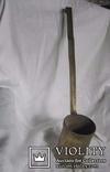 Старовинна бронзова міра-ємкість для керосину photo 4