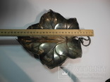 Декоративная тарелка WMF ( Germany , серебрение ), фото №6