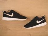 Модные мужские кроссовки Nike roshe run в хорошем состоянии
