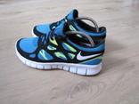 Модные мужские кроссовки Nike Free Run 2 оригинал как новые photo 4