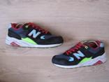 Модные мужские кроссовки new balance 580 оригинал в отличном состоянии