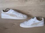 Модные мужские кроссовки Puma Basket оригинал