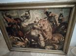 Охота на львов Рубенс, фото №8