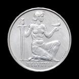 5 Франков 1956 Фонд вооружения, Швейцария