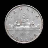 1 Доллар 1960, Канада