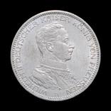 3 Марки 1914 Мундир, Пруссия