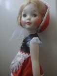Красная Шапочка паричковая на резинках photo 1