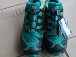 Новые импортные термо-кроссовки Salomon XA PRO 3D,(размер-42/27.5) photo 7