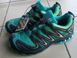 Новые импортные термо-кроссовки Salomon XA PRO 3D,(размер-42/27.5) photo 8