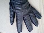 Мужские кожаные перчатки photo 5