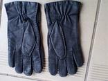 Мужские кожаные перчатки photo 7
