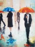 """""""Дождь"""" - Лисогор Д.Г."""