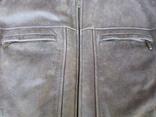 Куртка из натуральной кожи Camel active photo 9