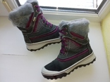 Ботинки Everest из Натуральной Кожи (Розмір-38\24.7)