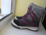 Ботинки Everest из Натуральной Кожи (Розмір-38\24.7) photo 2